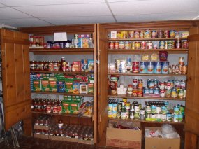 Our Food Pantry