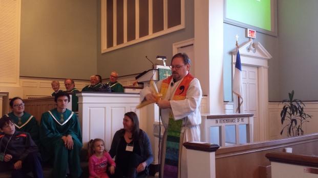 Rev. Dr. Thom Bower