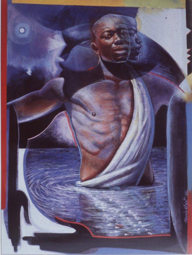 """Baptism of Christ"" Pheoris West"