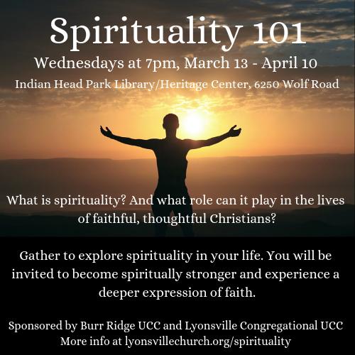 Copy of Spirituality 101